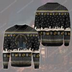 The lord of the rings witch king ugly christmas sweater